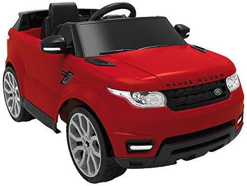Feber - 800009611 - Véhicule Électrique - Le Range Rover Télécommandé - 6 V