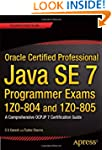 Oracle Certified Professional Java SE...