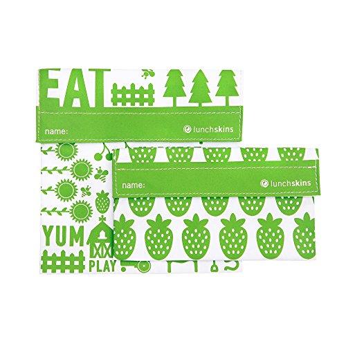 lunchskins-mp-farm-grn-reusable-farm-sandwich-snack-bag-set-green