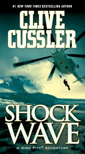 Shock Wave (Dirk Pitt Adventure) Picture