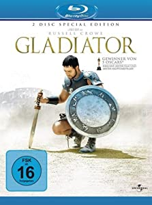 Gladiator (2 Disc Special Edition) [Blu-ray]