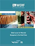 img - for Global Lessons for Watershed Management in the United States (Werf Report) book / textbook / text book