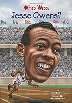 Who Was Jesse Owens?: James Buckley, Gregory Copeland: 9780448483078