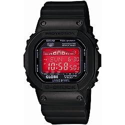 [カシオ]CASIO 腕時計 G-SHOCK ジーショック GLOBE UNITED BY FATE タイアップモデル タフソーラー 【数量限定】 GRX-5600GE-1JR メンズ