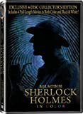 Sherlock Holmes 4 Disc Collector's Edition [DVD] [Region 1] [US Import] [NTSC]