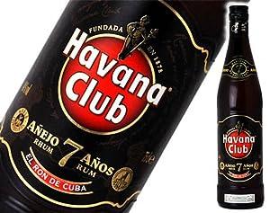 ハバナクラブ 7年 700ml 40度 正規品
