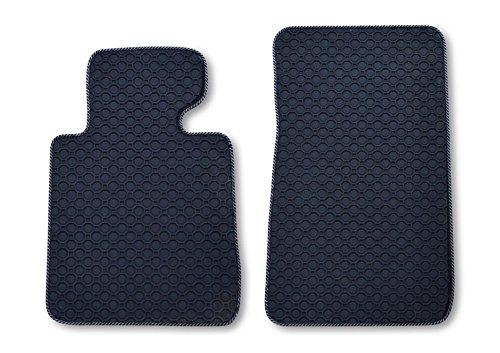 passform-gummimatte-fussmatte-octagon-duo-mit-silberner-bandeinfassung-passend-fur-jaguar-xf-ab-bj-0