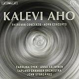 Aho, Kalevi: Theremin & Horn Concertos