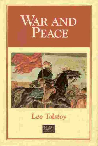 Ebook peace and leo war download tolstoy