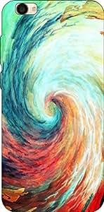 Go Hooked Designer Soft Back cover for Vivo Y-55