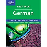 German Phrasebook (Lonely Planet Fast Talk)by Lonely Planet