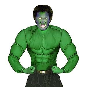 superhelden kost m hulk muskelkost m s 48 comic muskel. Black Bedroom Furniture Sets. Home Design Ideas