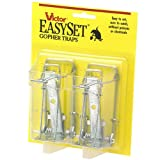 Victor Easy Set Gopher Trap Twin-Pack 0611