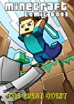Minecraft Comic Book: The Great Quest...