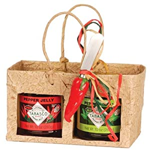 Tabasco Pepper Jelly Gift Bag from McIlhenny Company