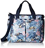 LeSportsac Women's X Disney Ryan Baby Diaper Bag Carry on, Vacation Paradise
