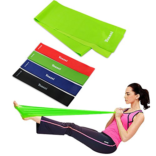 Yoassi Exercise Resistance Bands
