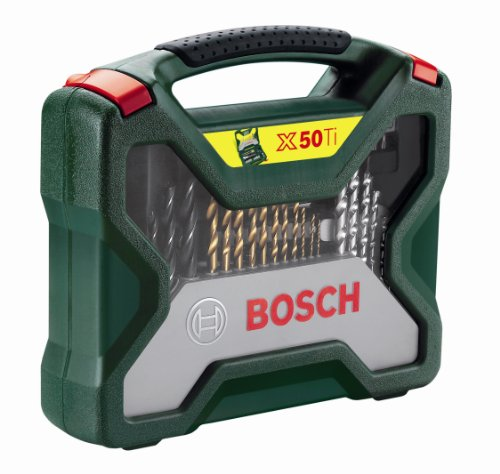 Bosch 50 Piece X-Line Accessory Set