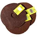 Bosmere M233 3-Pack Tree Protection Weed Mats, 24-Inch