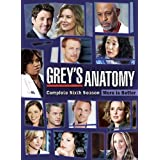 Grey's Anatomy: The Complete Sixth Seasonby Ellen Pompeo