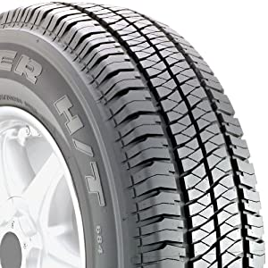 Bridgestone Dueler H/T 684 II All-Season Radial Tire - 265/70R17 113S