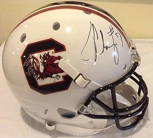 Jadeveon Clowney autographed South Carolina Gamecocks replica helmet