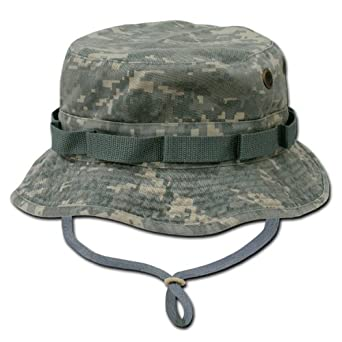 Rapid Dominance Camo Military Boonie Hat- Digital Universal, Medium
