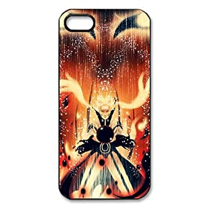 Classic cartoon works - naruto lifetime hard plastic case for apple iPhone 5 5S
