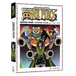 One Piece: Season 4, Voyage Four