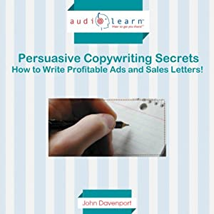Persuasive Copywriting Secrets Audiobook