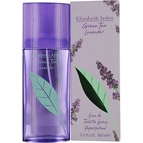 Elizabeth Arden Acqua di Profumo, Green Tea Lavender Edt Vapo, 100 ml