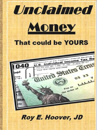UNCLAIMED MONEY that could be YOURS!