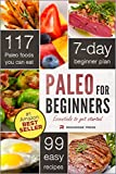 Paleo for Beginners: Essentials to Get Started with the Paleo Diet (English Edition)