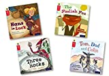 Oxford Reading Tree Traditional Tales: Stage 4: Pack of 4 (0198339364) by Hughes, Monica