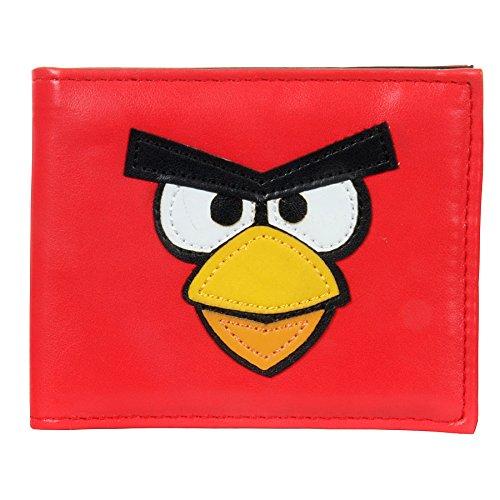 Portafogli Angry Birds (Rosso)