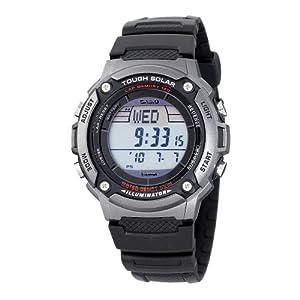 Casio WS200H 卡西欧太阳能多功能数字手表