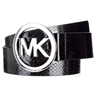 Michael Kors Wide Belt Black Medium