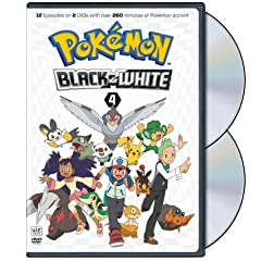 Pok&eacute;mon Black &amp; White 4