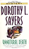Unnatural Death (0061043583) by Sayers, Dorothy L.