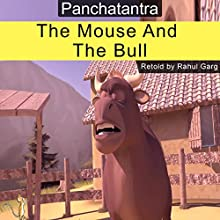 The Mouse and the Bull Audiobook by Rahul Garg Narrated by David Van Der Molen