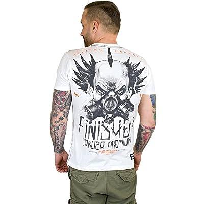Yakuza Premium T-Shirt Finisher weiß