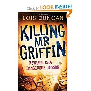 book report on killing mr griffin ― lois duncan, killing mr griffin 7 likes like i feel now as though i've been sitting all my life inside a box, and suddenly someone is lifting the lid and.