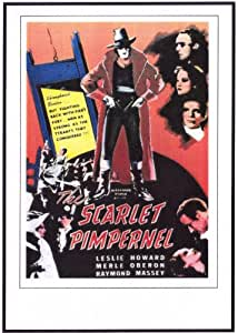 The Scarlet Pimpernel 1934