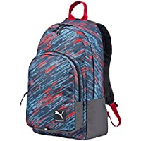 Puma 7298828 Polyester Backpack (Blue)