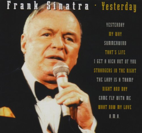 Frank Sinatra - Yesterday - Zortam Music