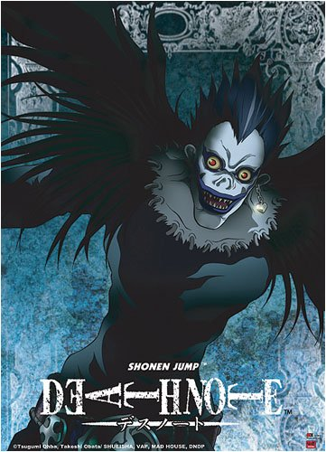 Death Note: Ryuk Anime Wall Scroll