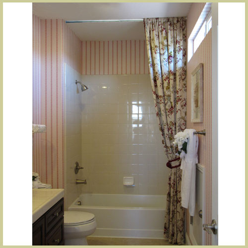 shower rods straight track ceiling mounted rod shower curtain rods. Black Bedroom Furniture Sets. Home Design Ideas