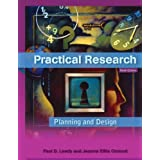 Practical Research: Planning and Design (9th Edition ~ Paul D. Leedy