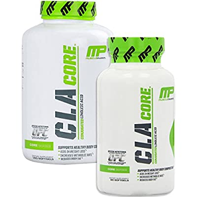 Muscle pharm CLA Core Diet Supplement