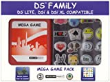 echange, troc Pack mega cool - Rouge (DS Lite, Dsi, DSi XL)